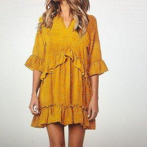 Dresses & Skirts - Dress RUNS SMALL
